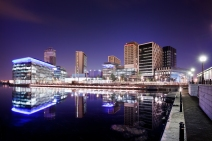 MediaCityUK, Salford Quays, Manchester